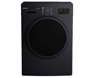 Electra WD1275F4B 7Kg / 5Kg Washer Dryer with 1200 rpm - Black - B Rated