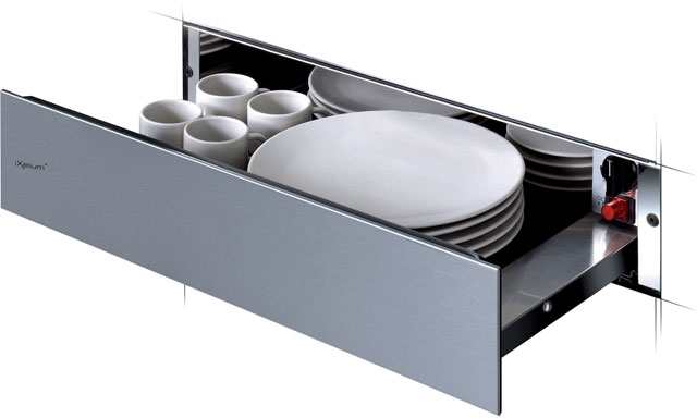 Whirlpool WD142/IXL Built In Warming Drawer - Stainless Steel - WD142/IXL_SS - 3
