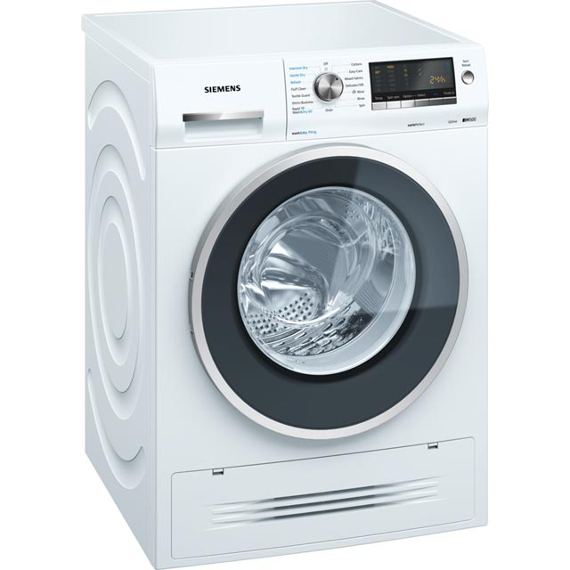 Siemens IQ-500 WD14H422GB 7Kg / 4Kg Washer Dryer with 1400 rpm - White - A Rated