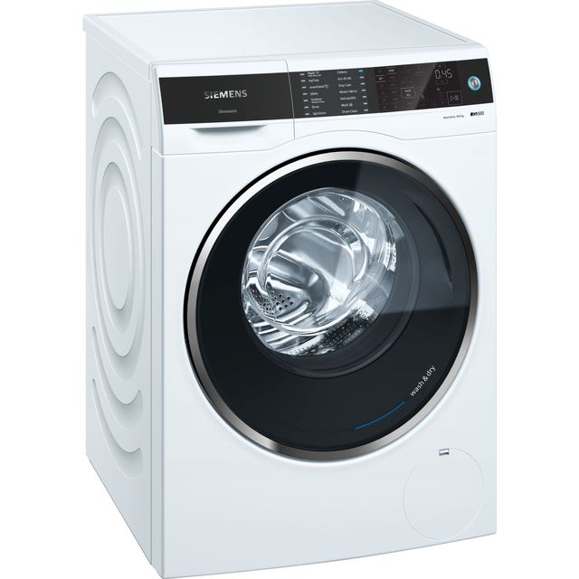 Siemens IQ-500 WD14U521GB 10Kg / 6Kg Washer Dryer with 1400 rpm - White - A Rated