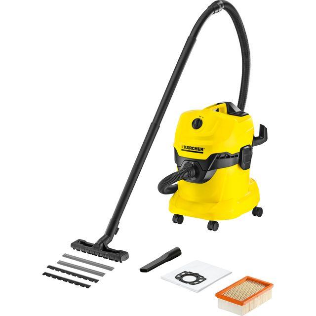 Karcher WD 4 Wet & Dry Cleaner