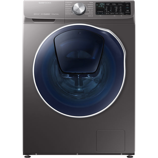 Samsung QuickDrive™ 9Kg / 5Kg Washer Dryer - Graphite - A Rated