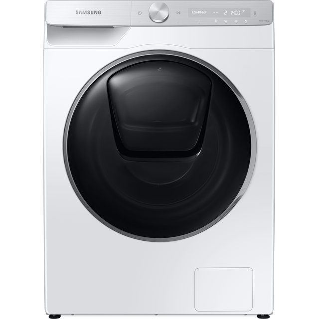 Samsung WD9800T WD90T984DSH Wifi Connected 9Kg / 6Kg Washer Dryer with 1400 rpm - White - WD90T984DSH_WH - 1
