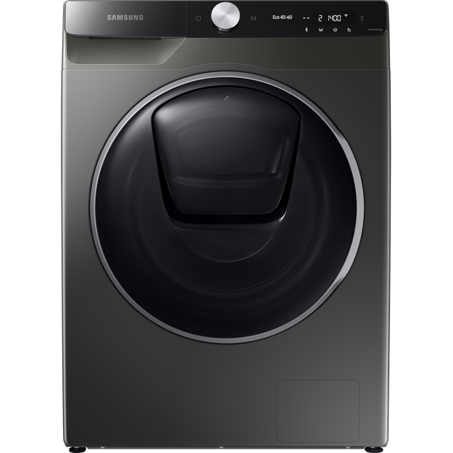 Samsung Series 9 QuickDrive™ Auto Dose WD90T984DSX 9Kg / 6Kg Washer Dryer - Graphite - WD90T984DSX_GH - 1