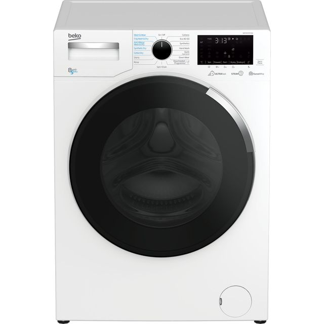 Beko WDEY854P44QW 8Kg / 5Kg Washer Dryer with 1400 rpm - White