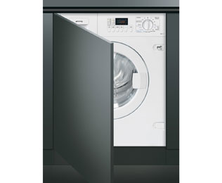 Smeg Cucina WDI14C7 Integrated 7Kg / 4Kg Washer Dryer with 1400 rpm - A Rated