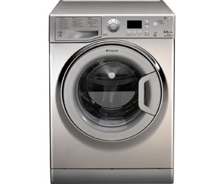 Product image for Hotpoint WDPG8640X Washer Dryer Inox