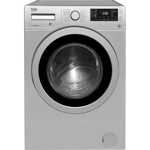 Beko WDR7543121S 7Kg / 5Kg Washer Dryer