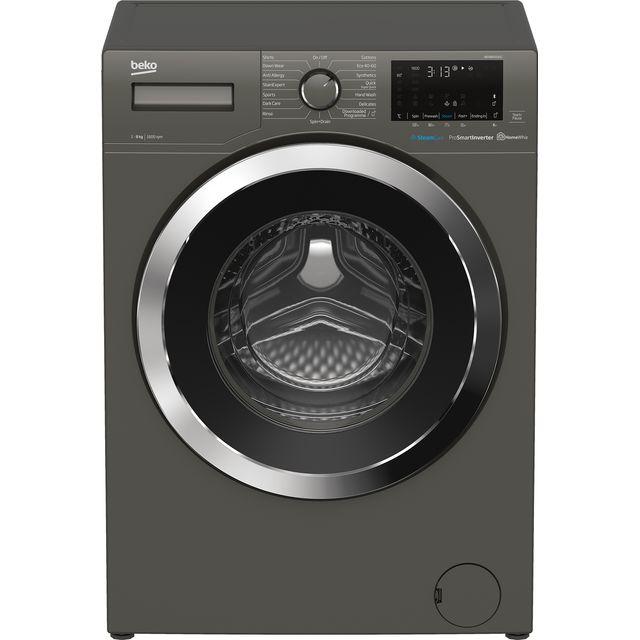 Beko WER860541G 8Kg Washing Machine with 1600 rpm