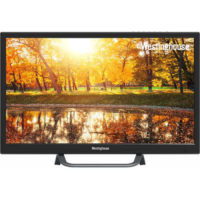 Westinghouse WD24HU2670 24'' 720p HD Ready Black LED TV