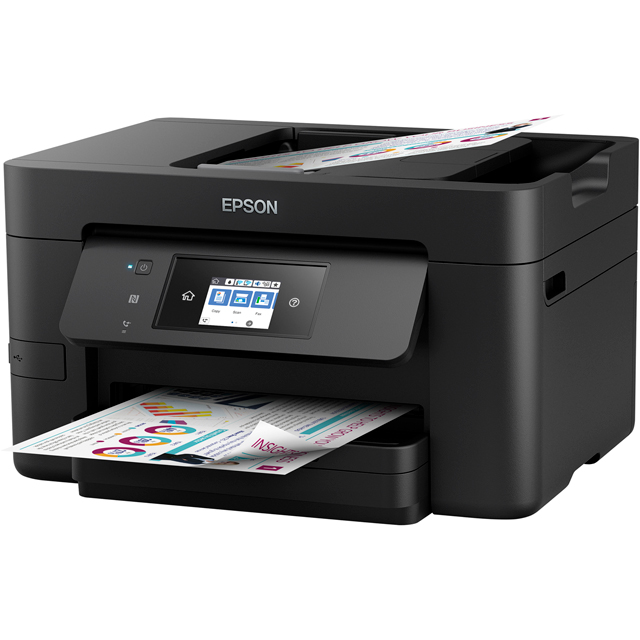 Epson WorkForce Pro WF-4720 Inkjet Printer - Black
