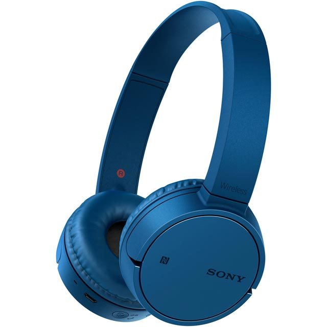 Sony CH500 On-ear Wireless Headphones - Blue