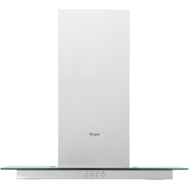Whirlpool 60 cm Chimney Cooker Hood - Stainless Steel - C Rated