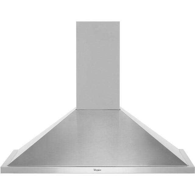 Whirlpool 90 cm Chimney Cooker Hood - Stainless Steel - D Rated