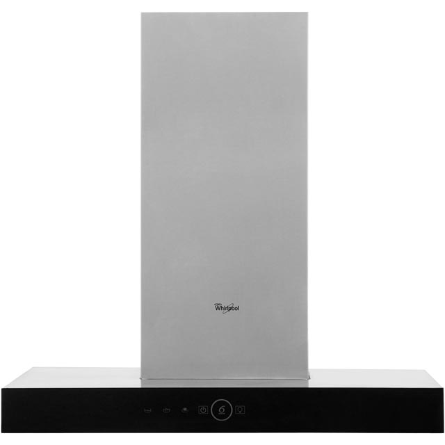Whirlpool AKR746UKIX Built In Chimney Cooker Hood - Stainless Steel - AKR746UKIX_SS - 1