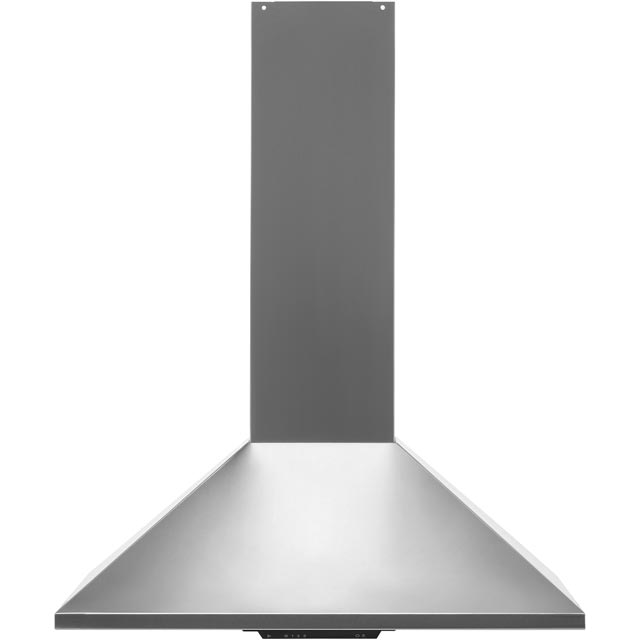 Whirlpool AKR754/1UKIX 60 cm Chimney Cooker Hood - Stainless Steel - E Rated - AKR754/1UKIX_SS - 1