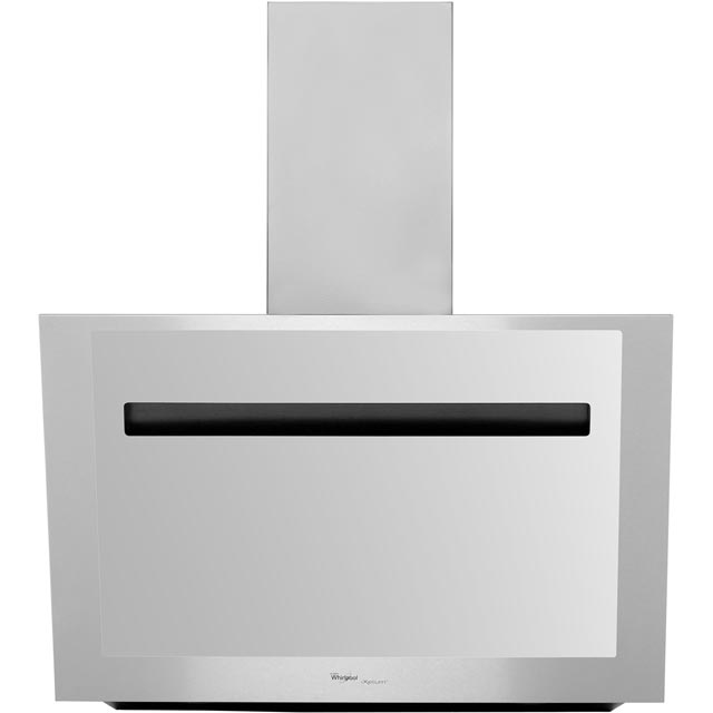 Whirlpool AKR809UKMR Built In Chimney Cooker Hood - Stainless Steel / Mirror - AKR809UKMR_MR - 1