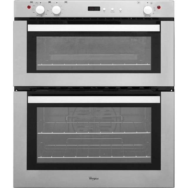 Whirlpool AKW301IX Built Under Double Oven - Stainless Steel - B/A Rated - AKW301IX_SS - 1