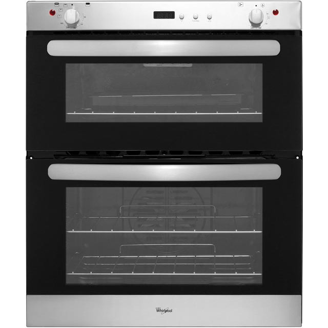 Whirlpool Built Under Double Oven - Stainless Steel - B/A Rated