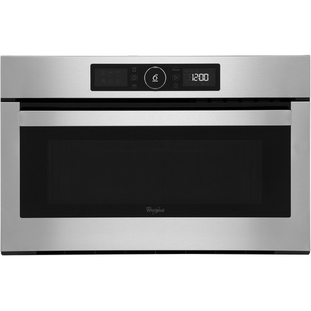 Whirlpool AMW730IX Built In Microwave - Stainless Steel - AMW730IX_SS - 1