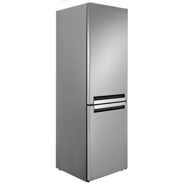Whirlpool BLF8121OX.1 70/30 Fridge Freezer - Stainless Steel Effect - A+ Rated