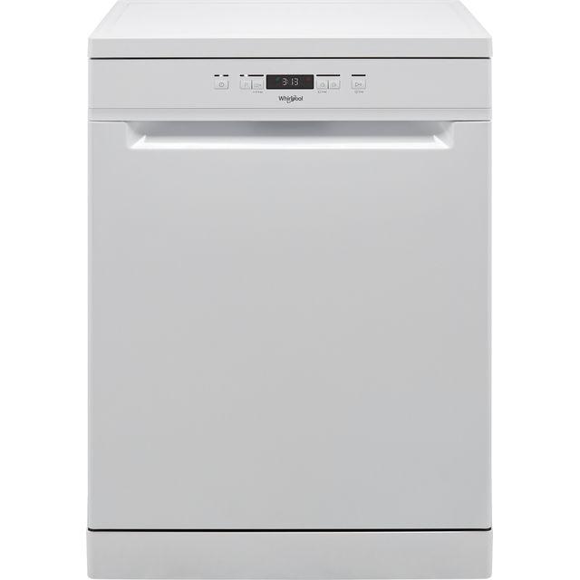 Whirlpool WFC3B19UKN Standard Dishwasher - White - F Rated