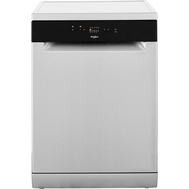 Whirlpool SupremeClean Standard Dishwasher - Stainless Steel - A+ Rated