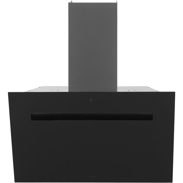 Whirlpool AKR808UKBK 80 cm Chimney Cooker Hood - Black - A Rated - AKR808UKBK_BK - 1