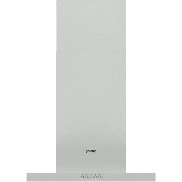 Gorenje WHT623E5XUK Built In Chimney Cooker Hood - Stainless Steel - WHT623E5XUK_SS - 1