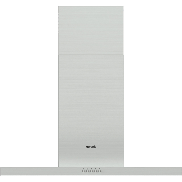 Gorenje WHT923E5XUK 90 cm Chimney Cooker Hood - Stainless Steel - B Rated - WHT923E5XUK_SS - 1