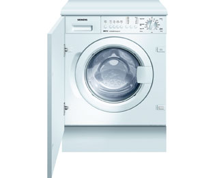 Siemens IQ-700 WI12S141GB Integrated 7Kg Washing Machine with 1200 rpm