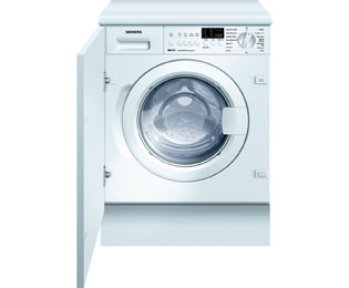 Siemens IQ-700 WI14S441GB Integrated 7Kg Washing Machine with 1400 rpm