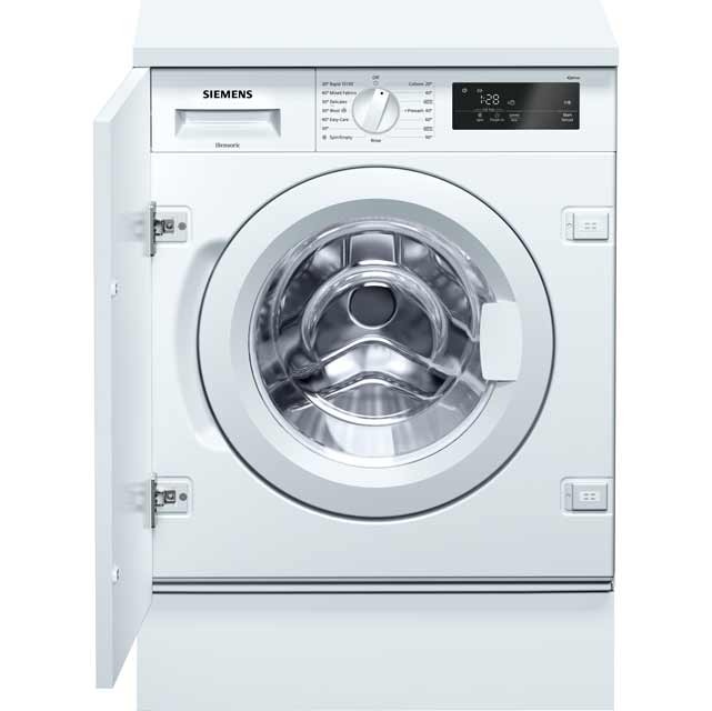 Siemens IQ-500 WI14W300GB Integrated 8Kg Washing Machine with 1400 rpm