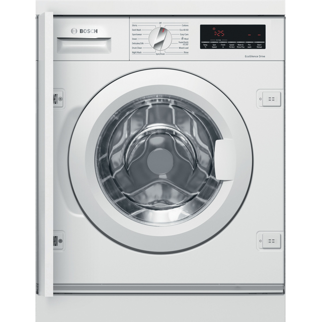 Bosch Serie 8 WIW28501GB Integrated 8Kg Washing Machine