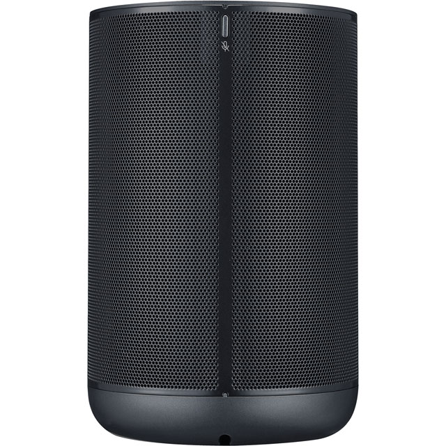 LG WK7 Wireless Speaker - Black - WK7 - 4