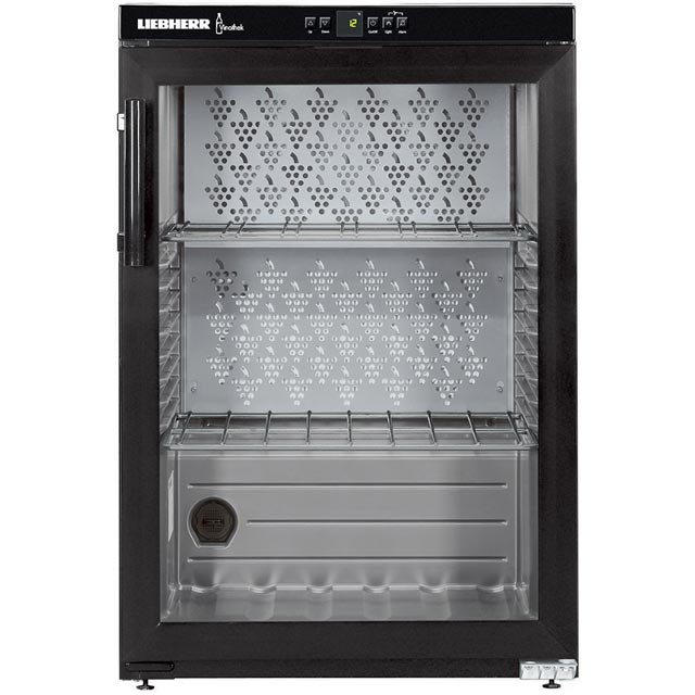 Liebherr WKb1812 Wine Cooler - Black - A+ Rated - WKb1812_BK - 1