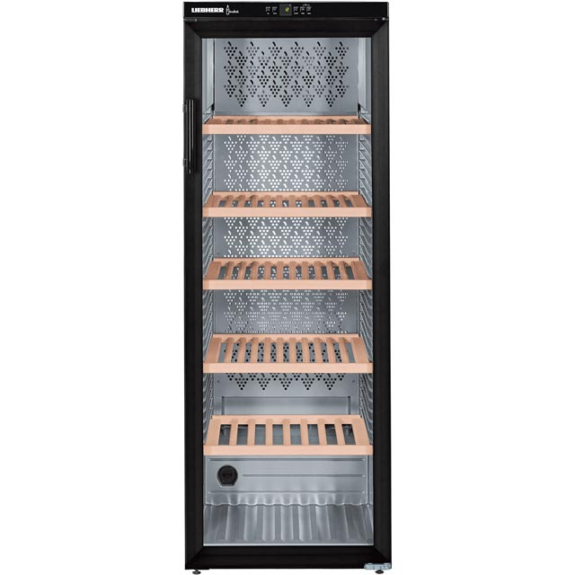 Liebherr Wine Cooler - Black - A Rated