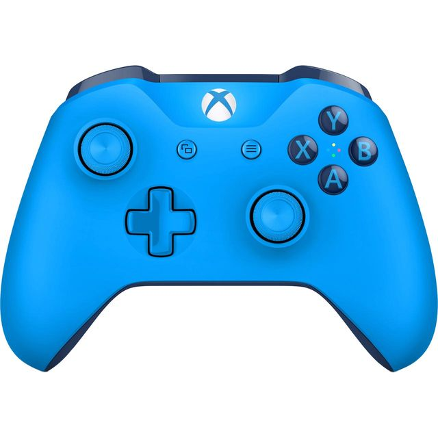 Xbox One Wireless Gaming Controller - Blue - WL3-00020 - 1