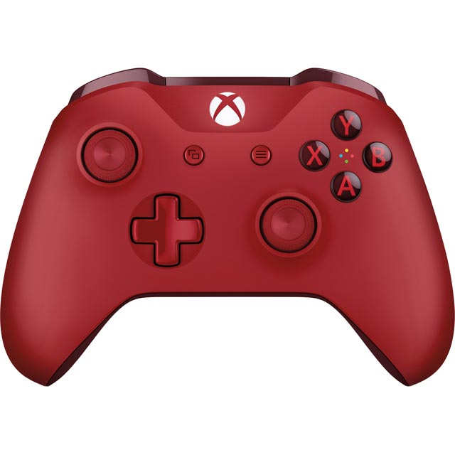 Xbox One Red Gaming Controller - WL3-00028 - WL3-00028 - 1