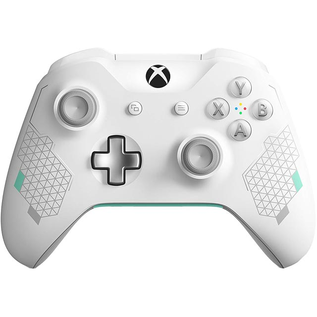 Xbox One Limited Edition Sports Gaming Controller - White