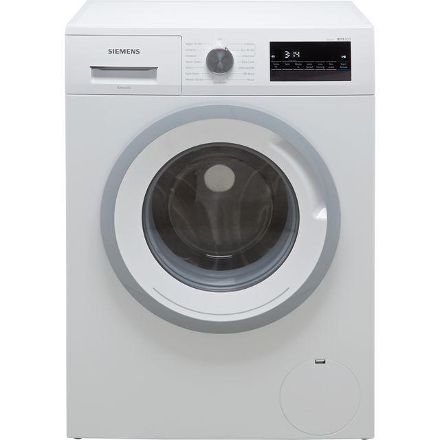 Siemens IQ-300 WM12N202GB 8Kg Washing Machine with 1200 rpm - White - A+++ Rated