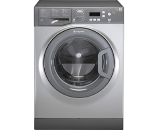 Hotpoint Aquarius WMAQF721G 7Kg Washing Machine with 1200 rpm - Graphite - A+ Rated