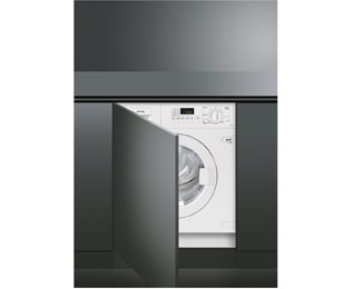 Smeg Cucina WMI12C7 Integrated 7Kg Washing Machine with 1200 rpm