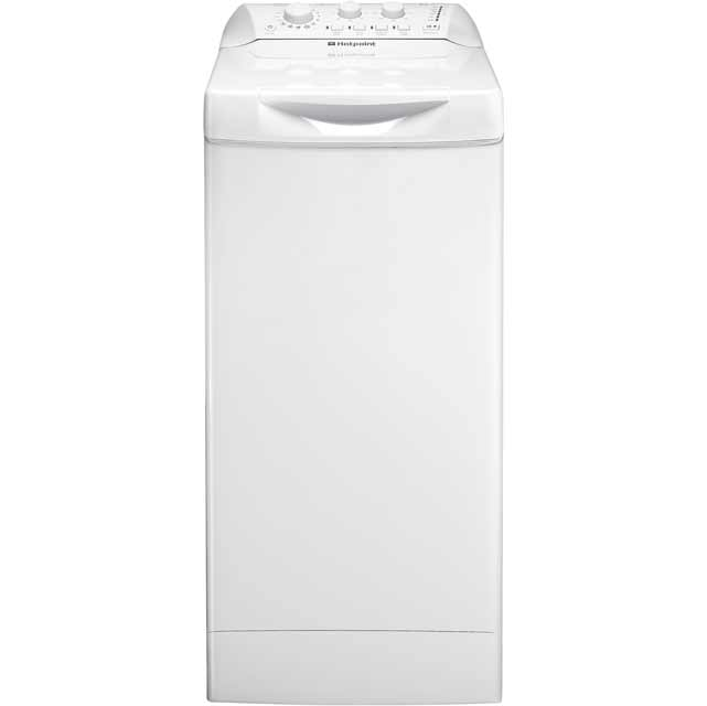 Hotpoint WMTF722H 7Kg Washing Machine with 1200 rpm - White - A+ Rated - WMTF722H_WH - 1