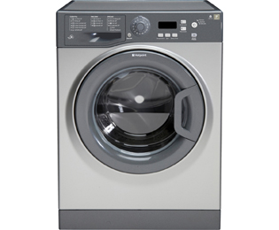 Hotpoint Extra WMXTF742G 7Kg Washing Machine with 1400 rpm - Graphite - A++ Rated