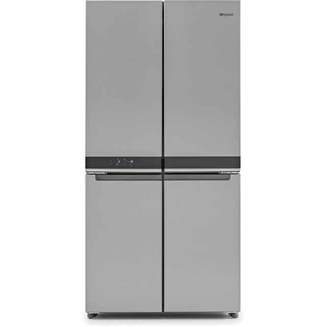 Whirlpool WQ9B1LUK American Fridge Freezer - Stainless Steel - A+ Rated - WQ9B1LUK_SS - 1