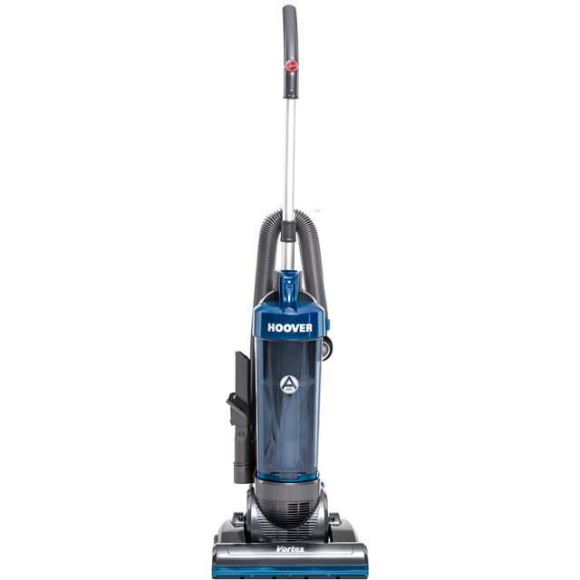 Hoover Vortex Upright Vacuum Cleaner in Blue / Grey