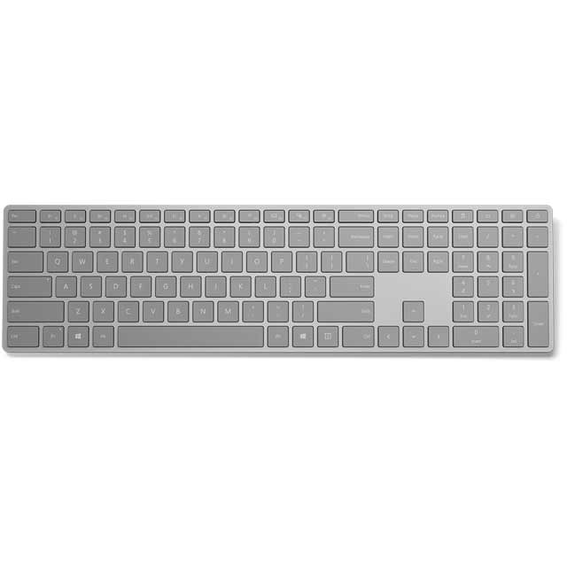 Microsoft Surface Keyboard Bluetooth Keyboard - Grey - WS2-00003 - 1