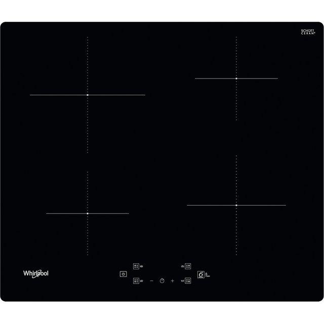 Whirlpool WSQ2160NE 59cm Induction Hob – Black