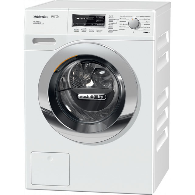 Miele WT1 WTF130WPM Free Standing Washer Dryer in White